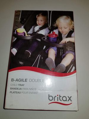 Britax child tray missing one tray for Sale in Grand Prairie, TX