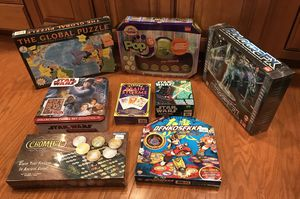 Games and Puzzles for Sale in Nottingham, MD