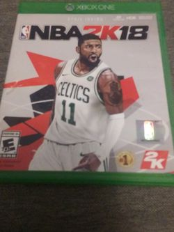 NBA 2K18 for Sale in Fairmont,  WV