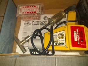 Stud welder dent puller for Sale in Phoenix, AZ