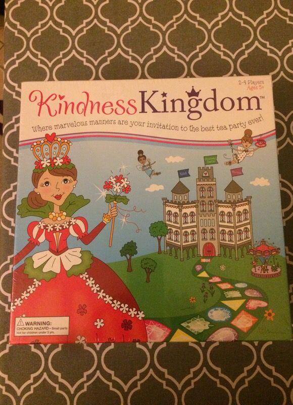 Kindness Kingdom Board game