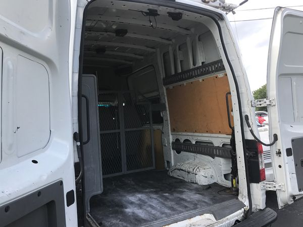 13 Nissan NV2500 Cargo Van, Inspected