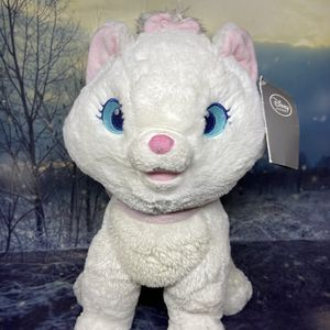 """NEW Disney Store Aristocats Marie 12"""" Plush for Sale in Long Beach, CA"""
