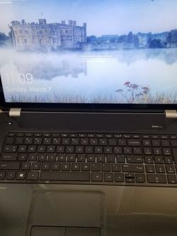 HP Pavilion 17 Touch Screen Notebook (Win10/1tb Hd/8gb Ram/amd A8 2.1ghx 4 Core) for Sale in Sammamish,  WA