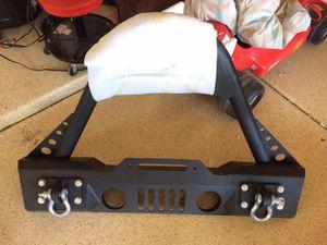 New stinger front bumper for a jeep wrangler for Sale in Scottsdale, AZ