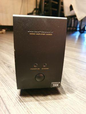 Marantz mono amplifier MA500 for Sale in SUNNY ISL BCH, FL