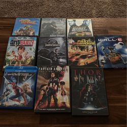 Movies One Has Blu Ray for Sale in Riverside,  CA