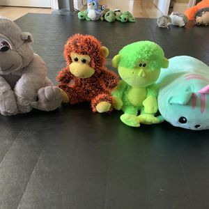"$20 12"" Stuffed Animals for Sale in San Rafael, CA"