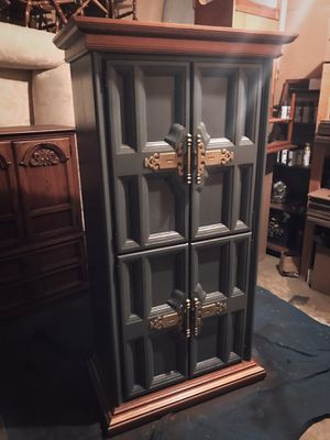 Real wood Armoire(new) for Sale in Rockville, MD