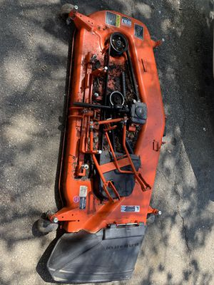 MOWER DECK FOR KUBOTA TRACTOR!! for Sale in Lithopolis, OH