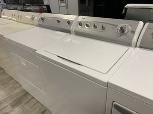 Kenmore washer dryer set electric for Sale in Phoenix, AZ