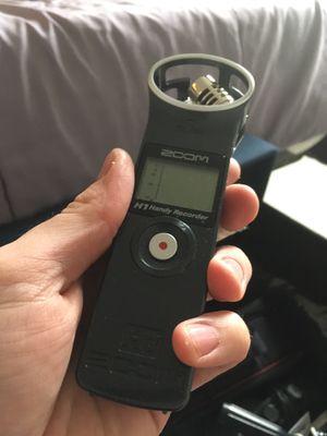 Zoom H1 Recorder for Sale in Denver, CO