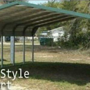 Carport Metal Building RV Boat Auto Storage for Sale in Kirkland, WA