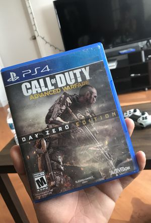 Call of duty AW ps4 for Sale in Miami, FL