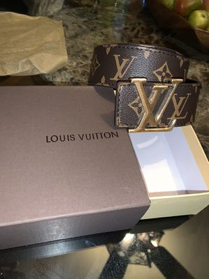 Louis Vuitton belt for Sale in Rancho Cucamonga, CA