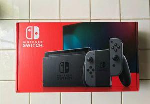 Nintendo switch console V2 for Sale in Falls Church, VA