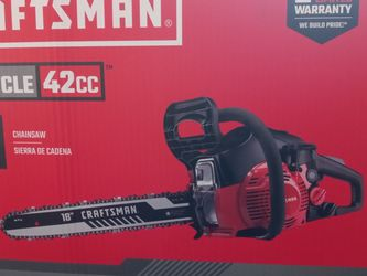 "Craftsman Chainsaw 18"" for Sale in Everett,  WA"