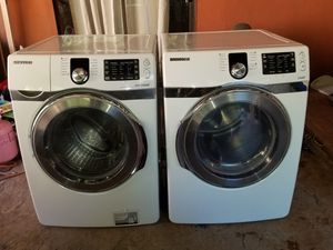samsung washer and dryer for Sale in Altadena, CA