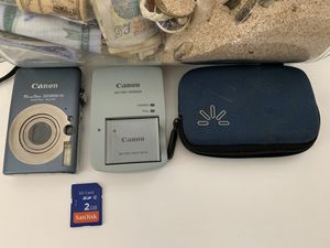 Canon Digital Camera Powershot SD1200 IS 786 reviews for Sale in Staten Island, NY