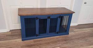 Custom dog kennel by Mason JARR Woodworks for Sale in Milton, FL