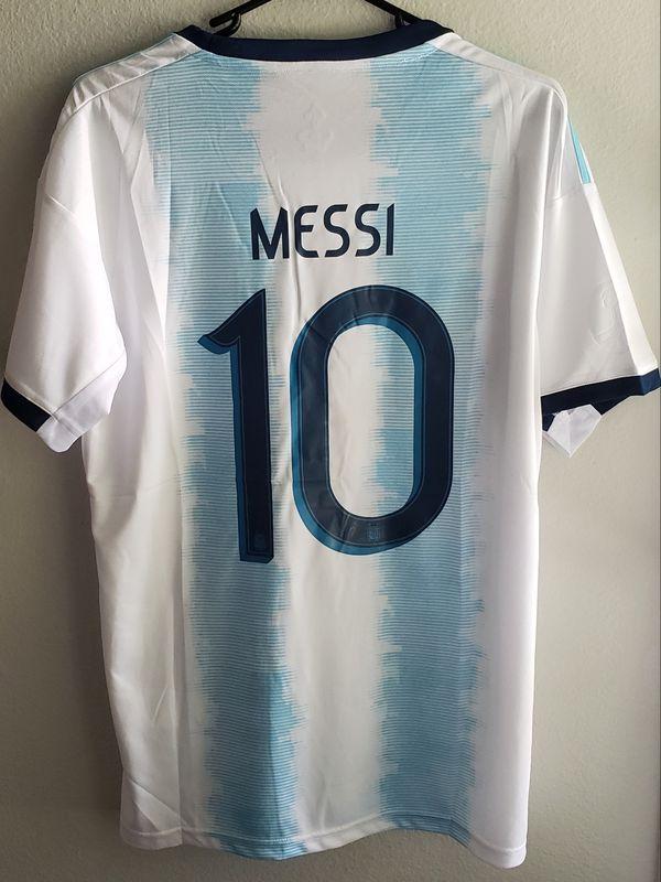ARGENTINA jersey camiseta remera Messi 10