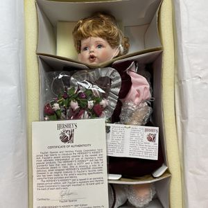 Authentic and Certified Hershey's Milk Chocolate Edition Doll for Sale in Newark, CA