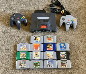 Nintendo 64 bundle for Sale in Lombard, IL