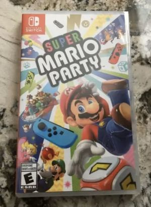 Super Mario Party Switch for Sale in Yonkers, NY