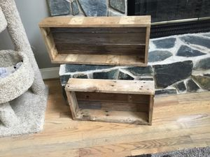 Rustic storage shelves for Sale in Greenville, SC