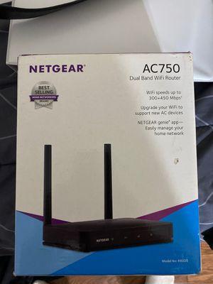 Netgear WiFi router for Sale in Pembroke Pines, FL