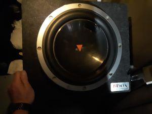"Mtx 170W AMP 12"" Kenwood Excelon W/ box for Sale in Missoula, MT"