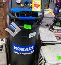 KOBALT 3332644 Air Compressor ☺️☺️☺️ H for Sale in China Spring,  TX