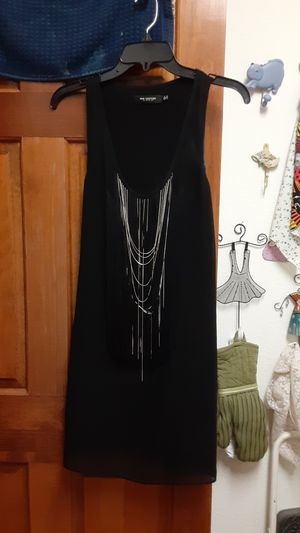 Miss me Couture black top or dress medium for Sale in Overland Park, KS