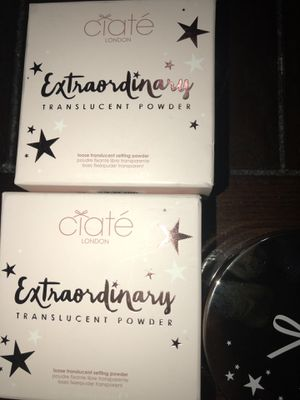 Ciaté London Extraordinary Translucent Powder! Lightweight & Smooth Loose Face Powder! for Sale in Houston, TX