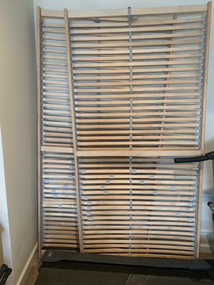 Ikea twin bed Slats-2 no's for Sale in Ashburn, VA