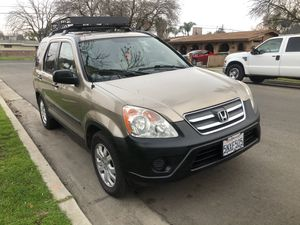2006 Honda CRV for Sale in Fresno, CA