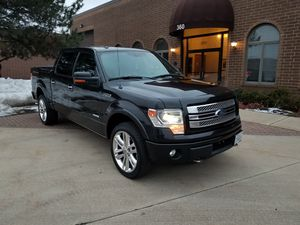 2013 Ford F150 Limited-one owner 123k miles for Sale in Darien, IL