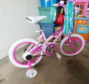 16 steel girls kids bmx bike for Sale in Bossier City, LA