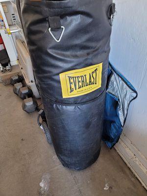 Punching bag for Sale in Chandler, AZ