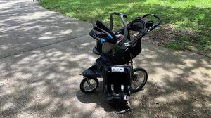 Stroller + Car seat Baby trend for Sale in Ocoee, FL
