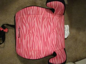 Little girls booster seat for Sale in Garland, TX