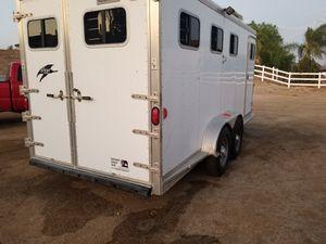 Aluminum Horse Trailer for Sale in Riverside, CA