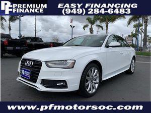 2014 Audi A4 for Sale in Stanton, CA