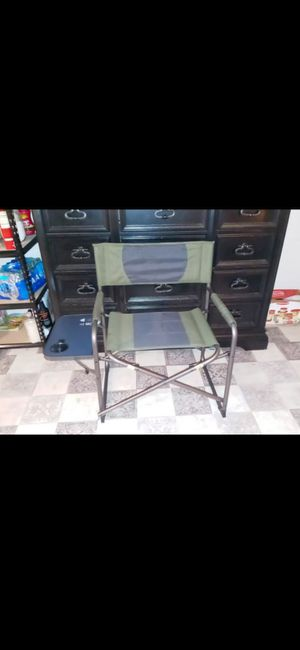 Lawn chair/actors chair/camping chair for Sale in Phoenix, AZ
