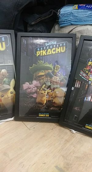 Pokemon Detective Pikachu for Sale in Chicago, IL