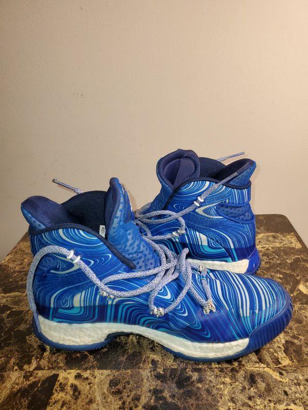 Adidas GeoFit Basketball Shoes