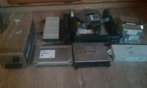 E65 bmw Mercedes and Audi parts ECU TUX amps logic7 for Sale in Renton, WA