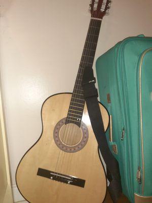 BC Custom painting guitar for Sale in Atlanta, GA