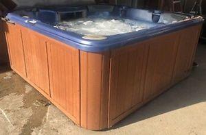 Hot tub + gazebo for Sale in Columbia, SC