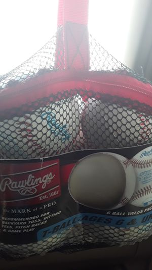 Rawlings NBA official soft balls for Sale in Queens, NY
